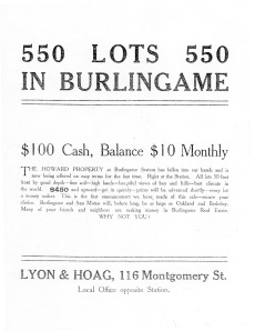 550 Lots- 1906