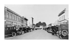 Burlingame Avenue, 1915