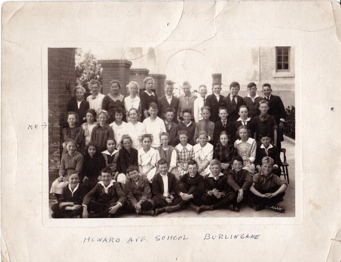 Howard Avenue School class 1921