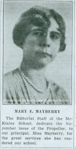 Mary Mayberry 1929
