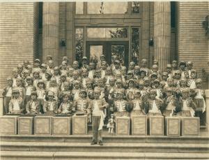 Orchestra c.1925