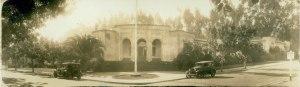 Roosevelt Grammar School sml in 1935