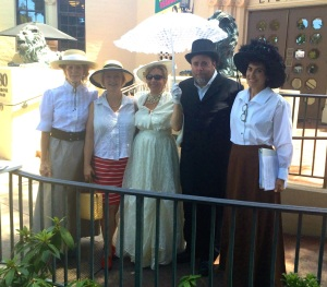 Victorian Day tour 2014