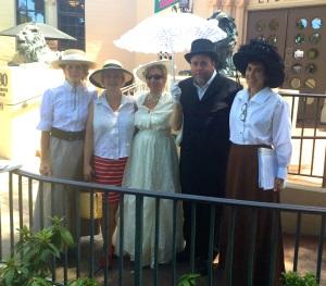 Victorian Day tour 2014